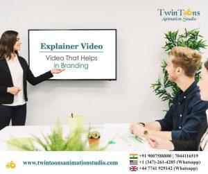 Explainer Video For Branding